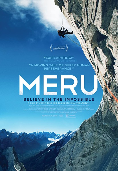 Movies about hiking - Meru (2015)