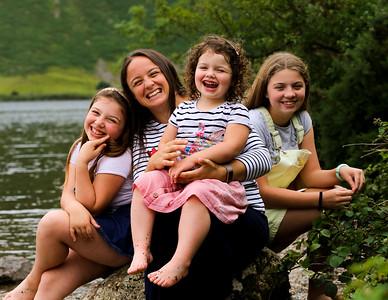 Summer Portrait Shoot - Slater Family