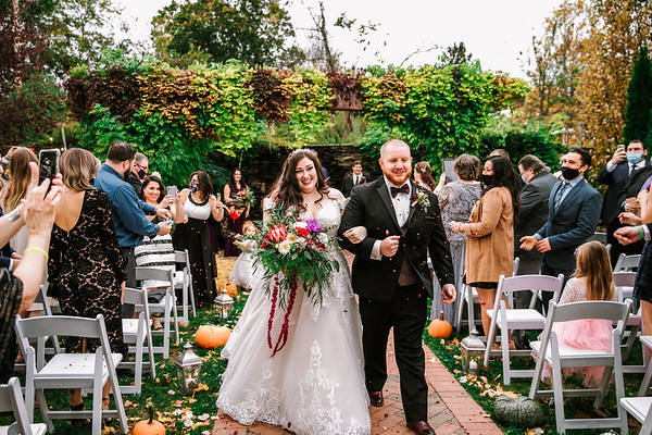 Jessica + Robert | The Gables at Chadds Ford | 10.24.2020