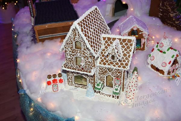 Gingerbread Wonderland, Norway House - Dec 2018