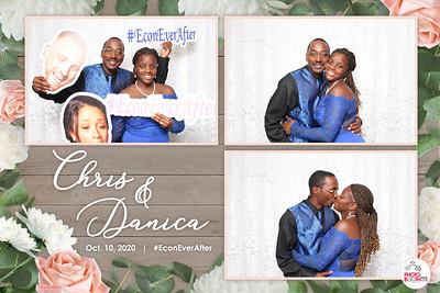 Chris & Danica Wedding