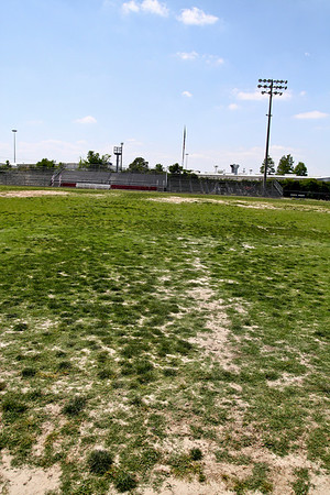 PBS Football Field Before 04212010