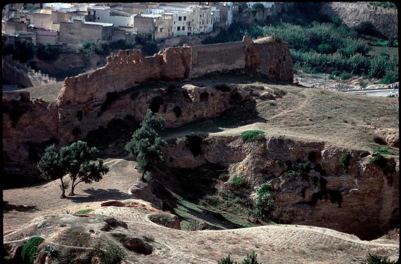 outside Fez