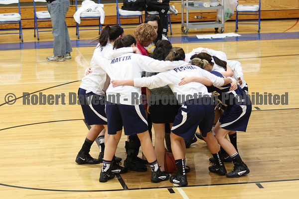 Varsity NRidgeville vs Midview Girls Basketball 12/07