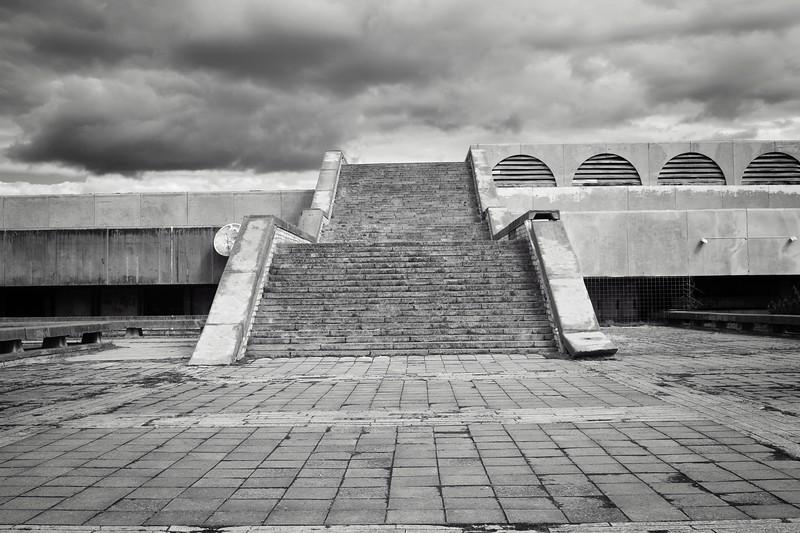 Tallinn, Estonia: Lennahall (V.I Lenin Palace of Culture & Sport)