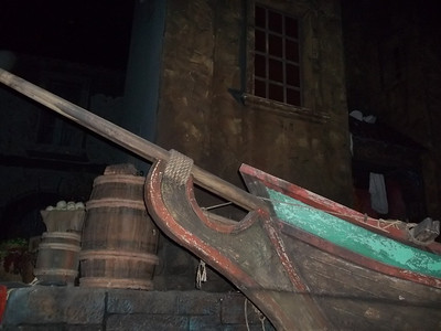 Pirates of the Caribean WDW Ride only no Que Nov 2013