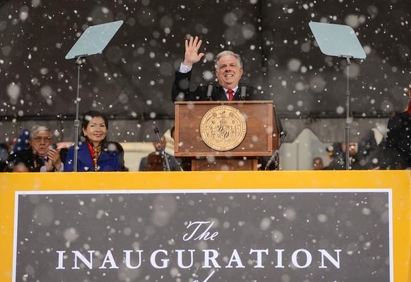 Maryland Inauguration Day 2015