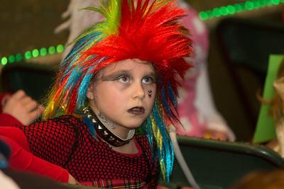 Kindercarnaval 2013 - Mini