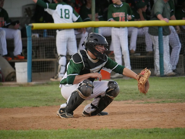 ECHS Varsity Baseball April 12