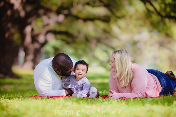 {Family} Erin & Femi