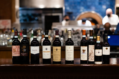 Wine Auction Event at Coco Pazzo