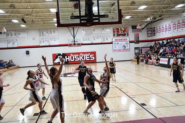 Basketball at Nashua-Plainfield