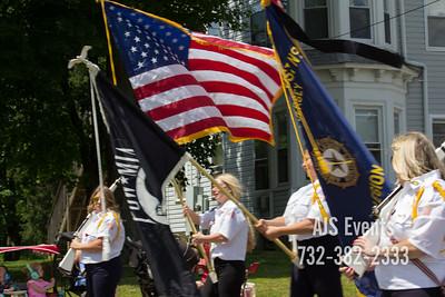 Spotswood Memorial Day Parade 5-27-19