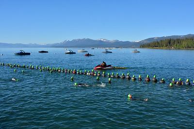 XTERRA Tahoe City Swim