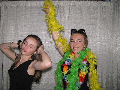 Jess and Lexi's Sweet 16 4-8-17