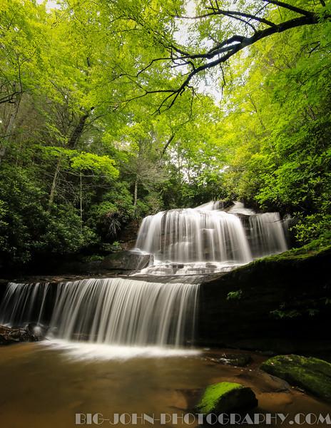 North Carolina Waterfalls 6-15-2014