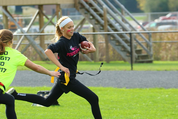 Powderpuff Game - KCHS - 10/28/16