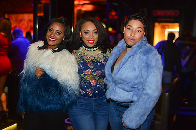 (11.24.2017) BLK FRI HOLIDAY PARTY @ THE CROWN ROOM