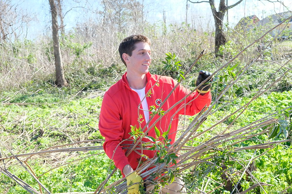 MLK Day of Service 2019 - City Year New Orleans