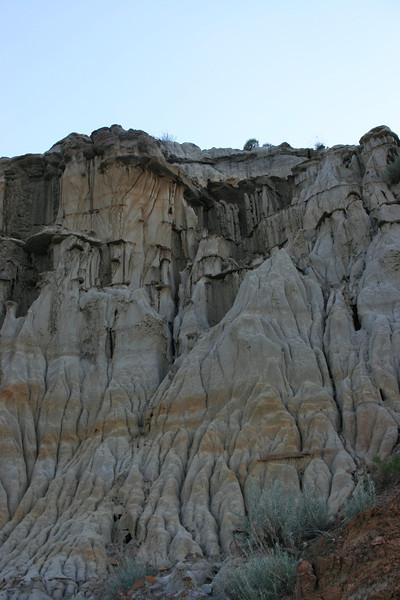China Wall area on Maay Haah Dey trail
