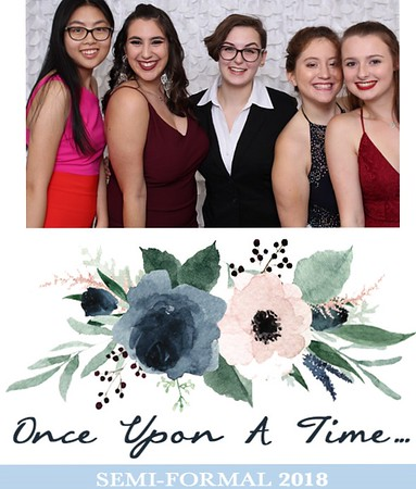 Once Upon A Time- ADPi Semi Formal 2018