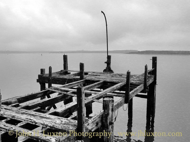 White Star Line Pier, Cóbh, County Cork, Eire - May 29, 2003