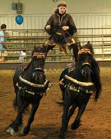 Ballet on Horseback - 2004