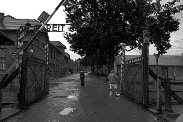 Auschwitz and Birkinau