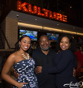 A Kulture Holiday Birthday/Grad Party