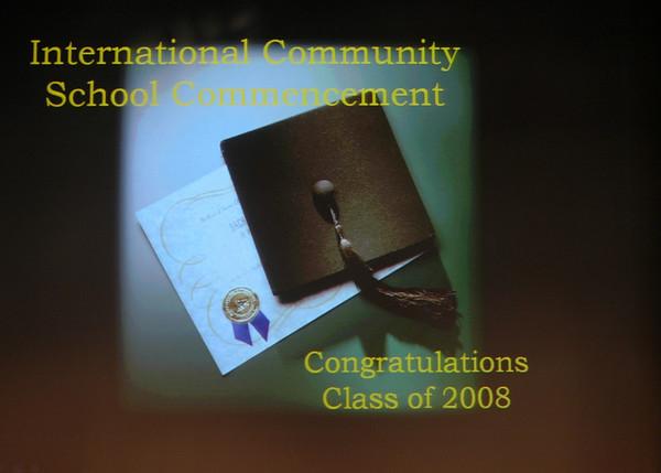 Alea's Graduation