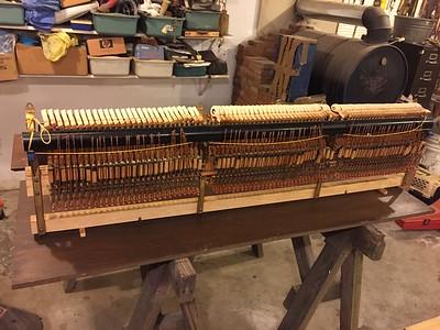 Baldwin Piano Rebuild