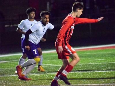 HS Sports - Grosse Ile vs. Detroit Frontier Boys Soccer