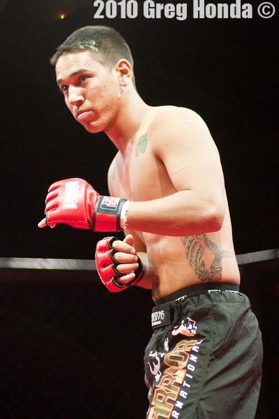 Andrew Castellano vs Kawiko Palimo