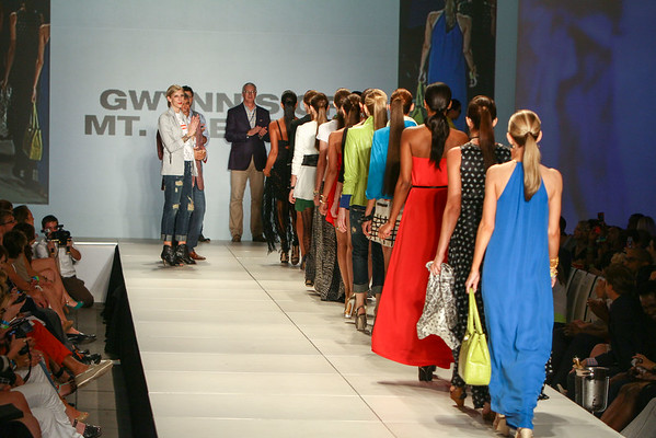 2012 Charleston Fashion Week - The Models