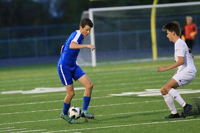 STMA Boys Soccer vs Tech 9-24-18