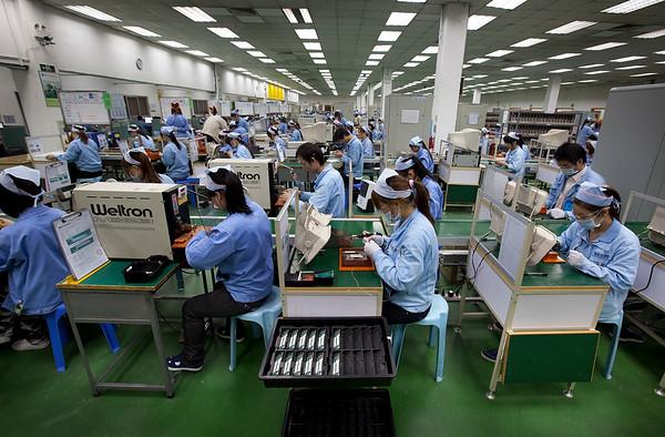 ICCNexergy Factory in Dongguan