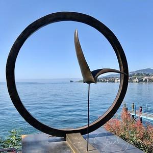 Montreux; Schweiz; CH;