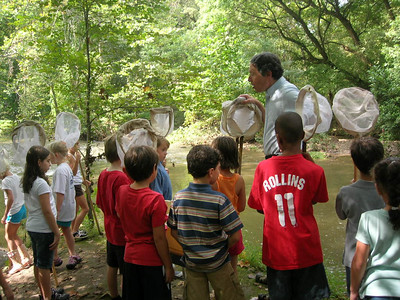 2C Visits the Wissahickon Creek