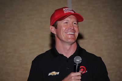 5-24-2014 B&L Indy 500 Dinner w/ Scott Dixon