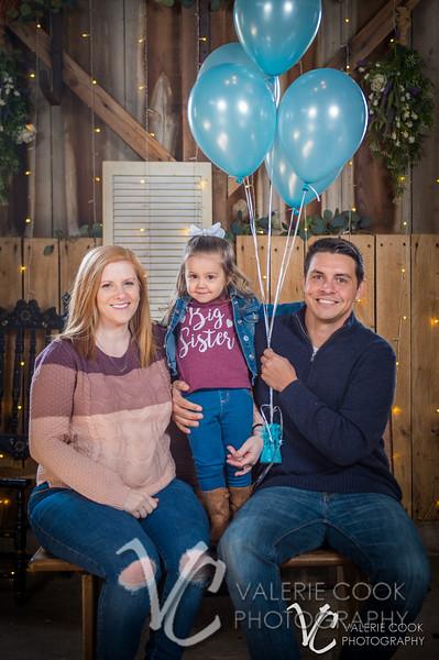Clark Family 2020