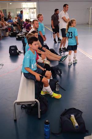 2015 1107 - Futsal PL UTS NFC v CC Quake