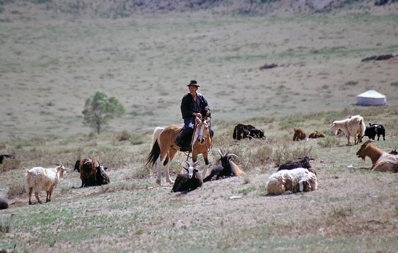 Uvgun Khiid - Khugno Khaan Mountains