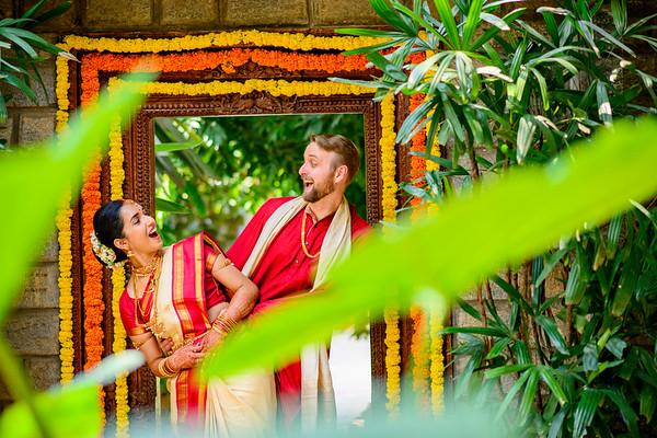Nathan & Sumedha's Wedding Story