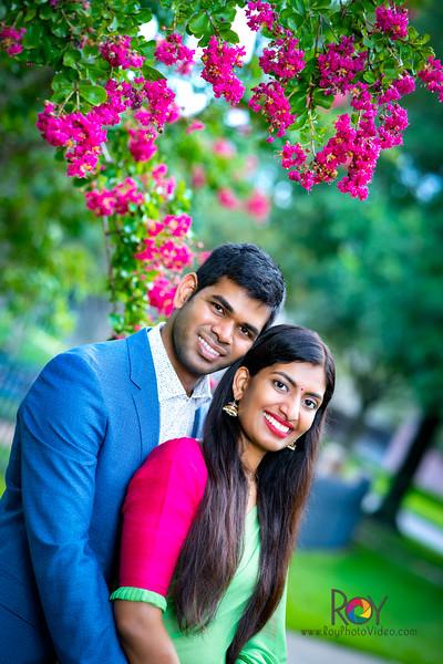 Pradeep + Sadhana