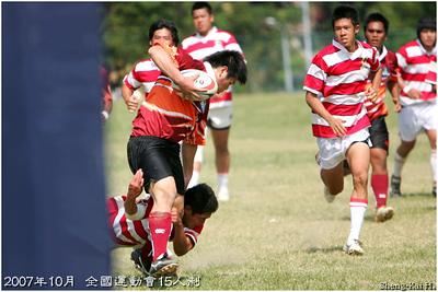 2007全運會15s-台北市 vs 基隆市 (Taipei City VS Keelong City)