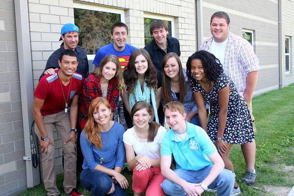 2014-15 Res Life Staff