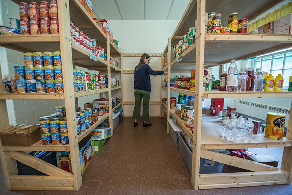 Common Goods Food Pantry, September 2018