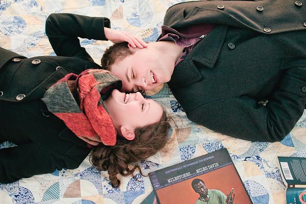 Travis & Lindsay | Engagement