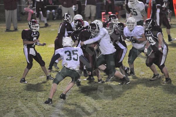 Mount View vs. Ellsworth/Sumner: October 19, 2012
