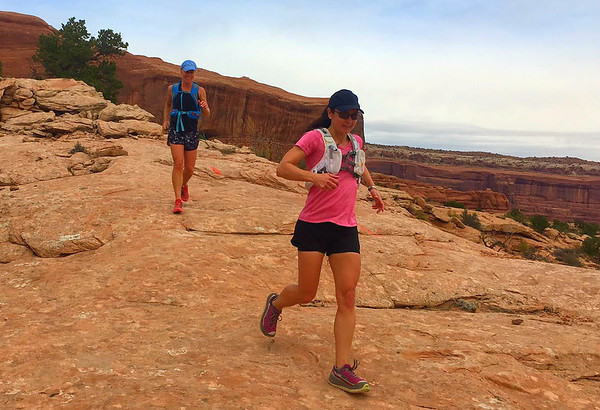 Moab Mindful Running Retreat 2016